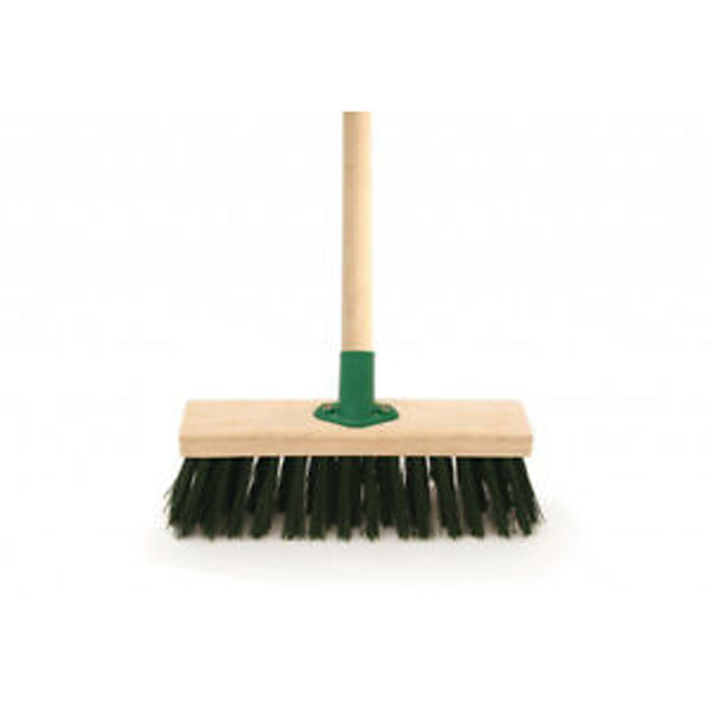 Picture of Forester Bentley Broom with Wooden Handle