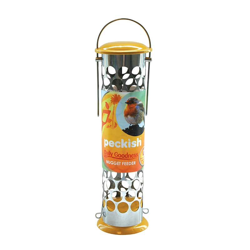 Picture of Peckish Daily Goodness Nugget Feeder