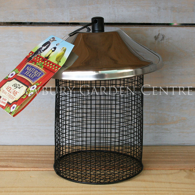 Picture of Nature's Feast Royal Volume Bird Peanut Feeder