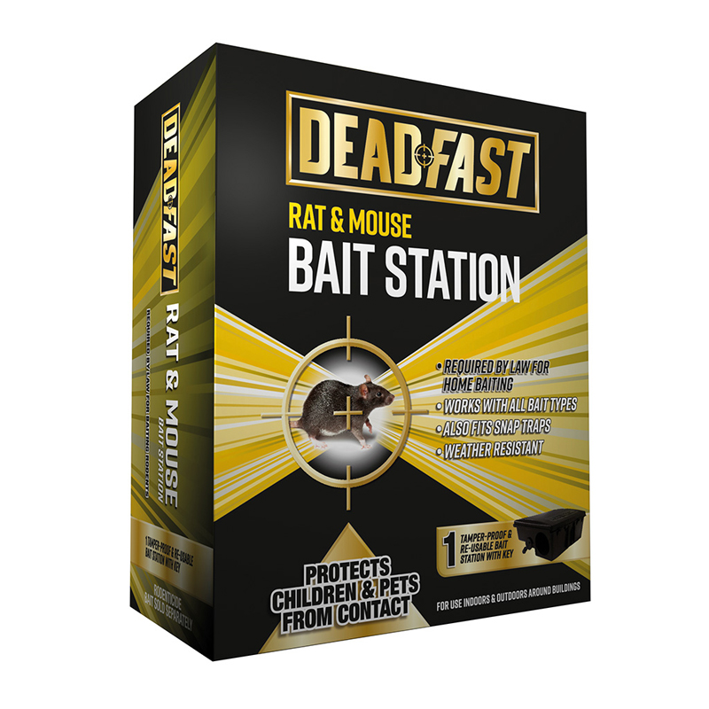 Picture of Deadfast Mouse & Rat Bait Station