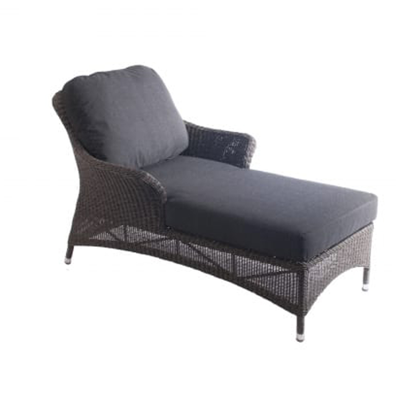 Picture of Alexander Rose Monte Carlo Relax Lounger with Cushion