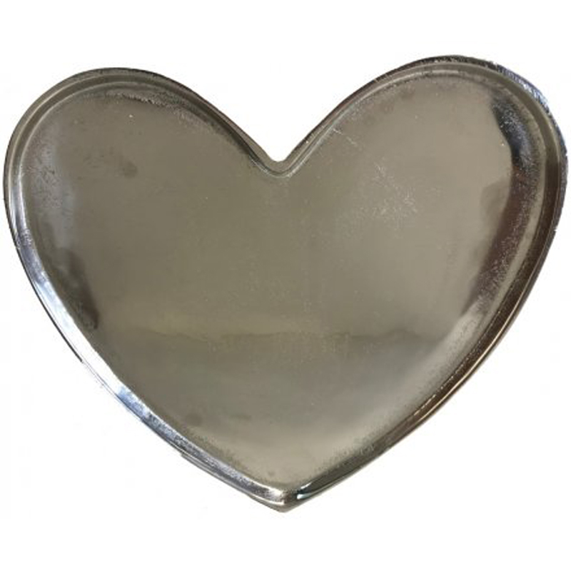 Picture of Metal Heart Tray