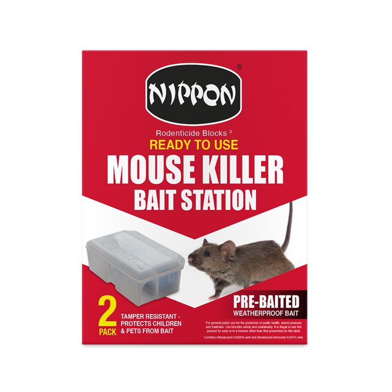 Picture of Nippon Mouse Killer Bait Station