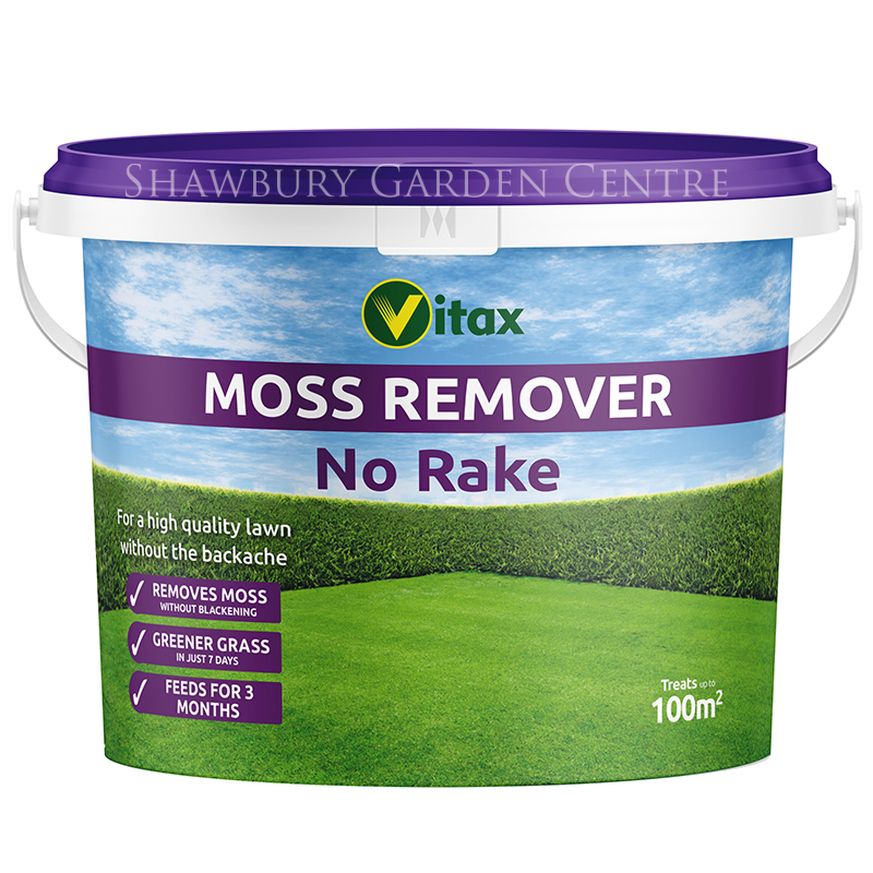 Picture of Vitax Moss Remover - No Rake