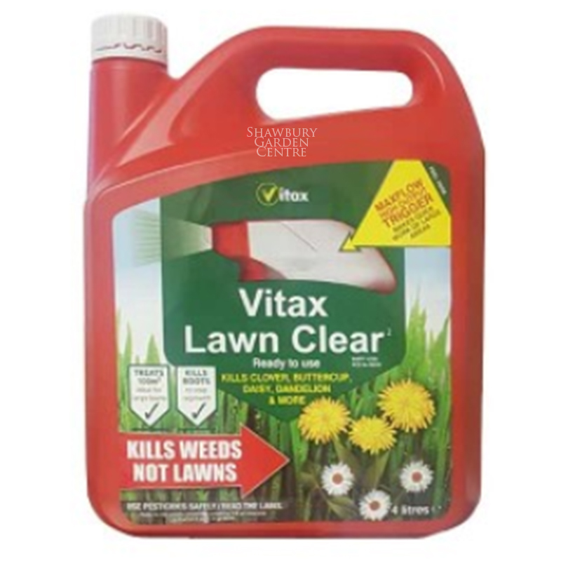 Picture of Vitax LawnClear Weedkiller
