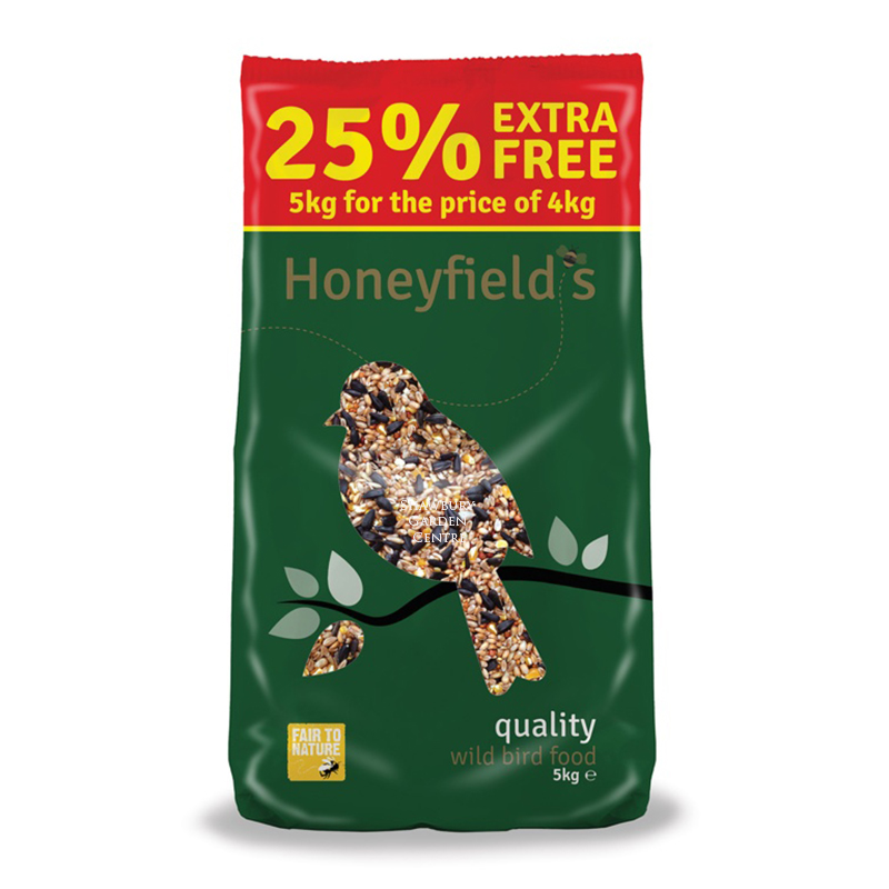 Picture of Honeyfields Quality Wild Bird Feed