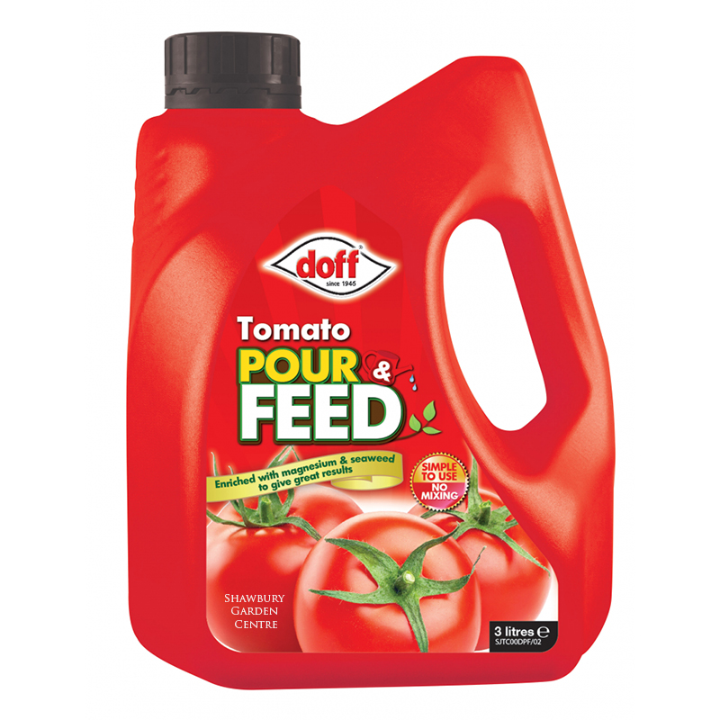 Picture of Doff Tomato Pour & Feed