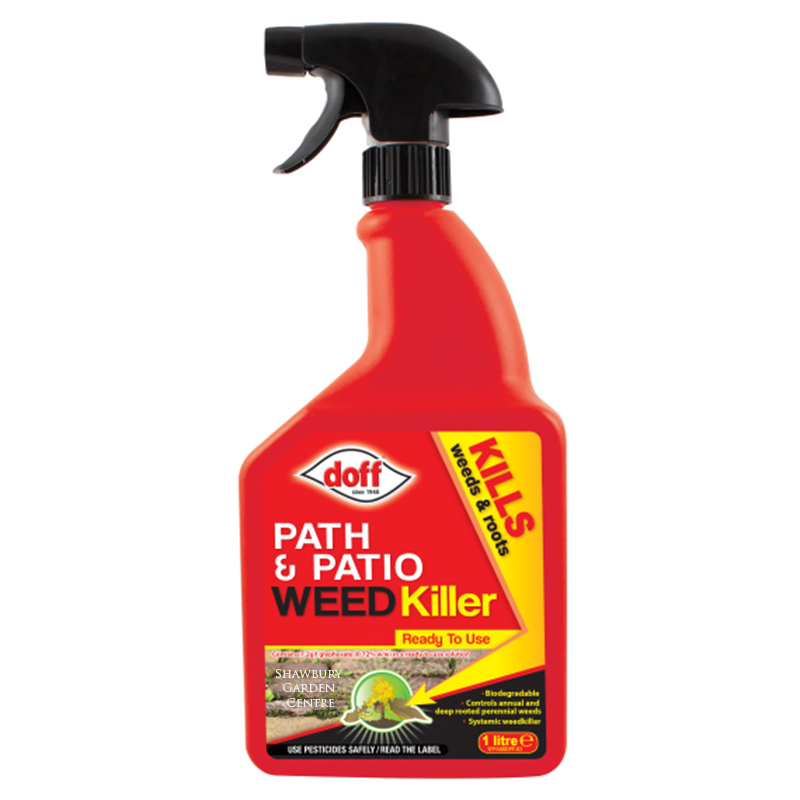 Picture of Path & Patio Weed Killer