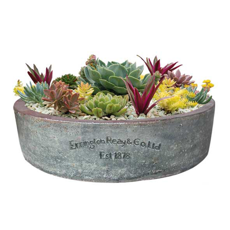 Picture of Errington Reay Low Round Planter