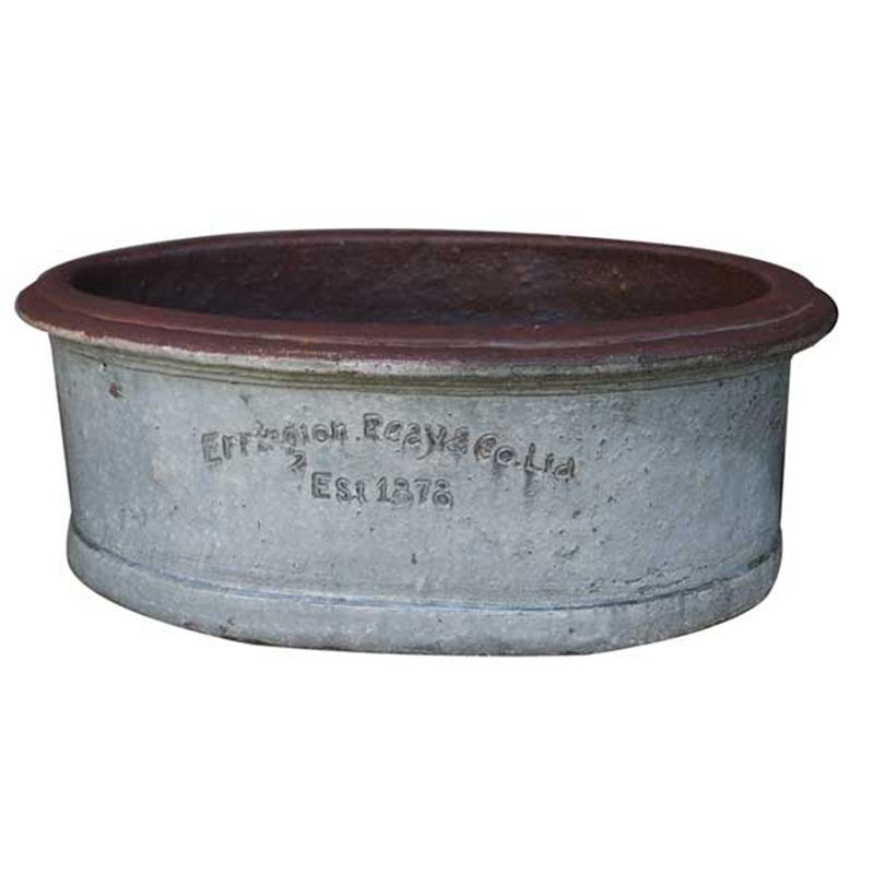 Picture of Errington Reay Oval Trough Planter