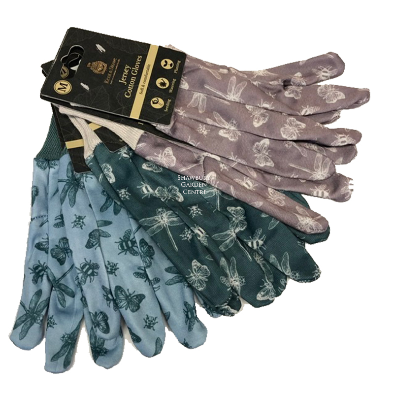 Picture of Kent & Stowe Jersey Cotton Gardening Gloves