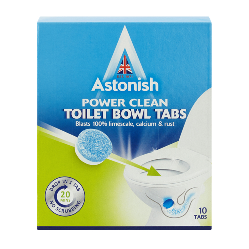 Picture of Astonish Toilet Bowl Tablets
