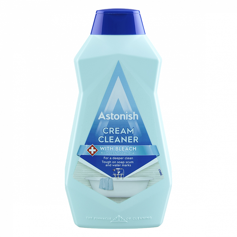 Picture of Cream Cleaner with Bleach