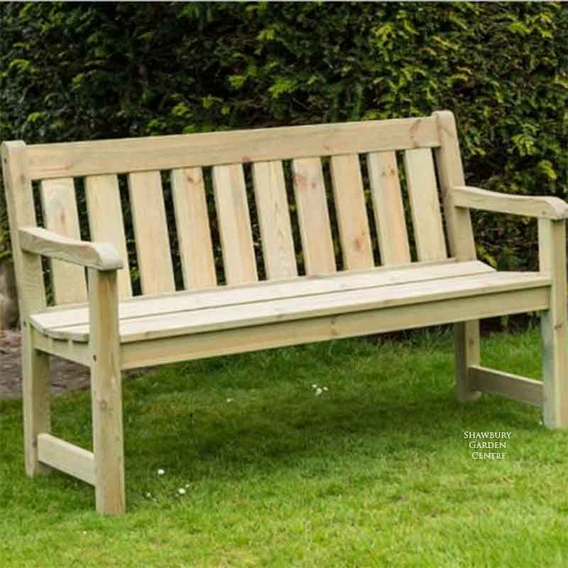 Picture of Alexander Rose Pine Marlow Bench