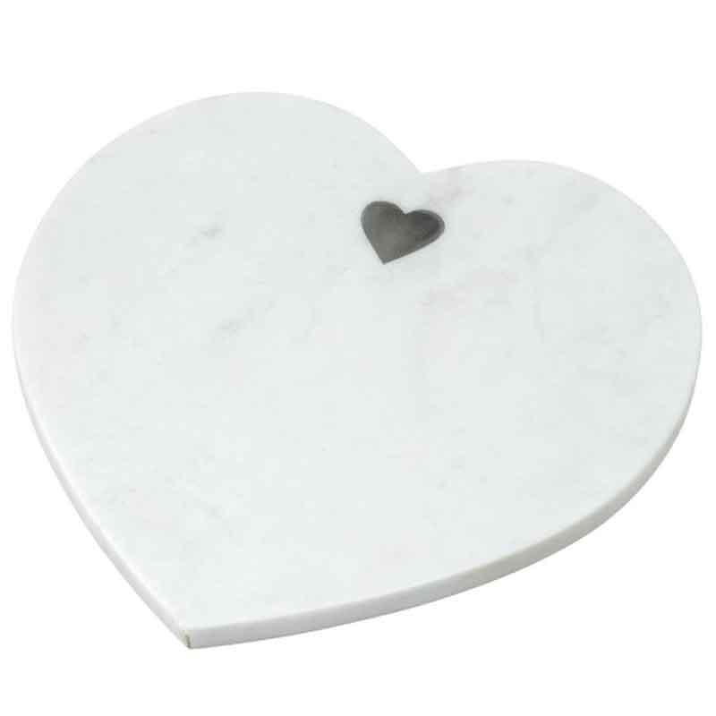 Picture of Parlane Marble Heart Chopping Board