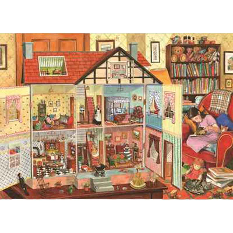 Picture of House of Puzzles 'Ideal Home' Jigsaw