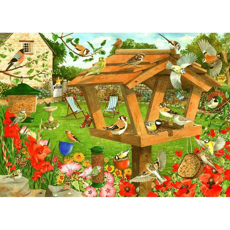 Picture of House of Puzzles 'Strictly for the Birds' Jigsaw