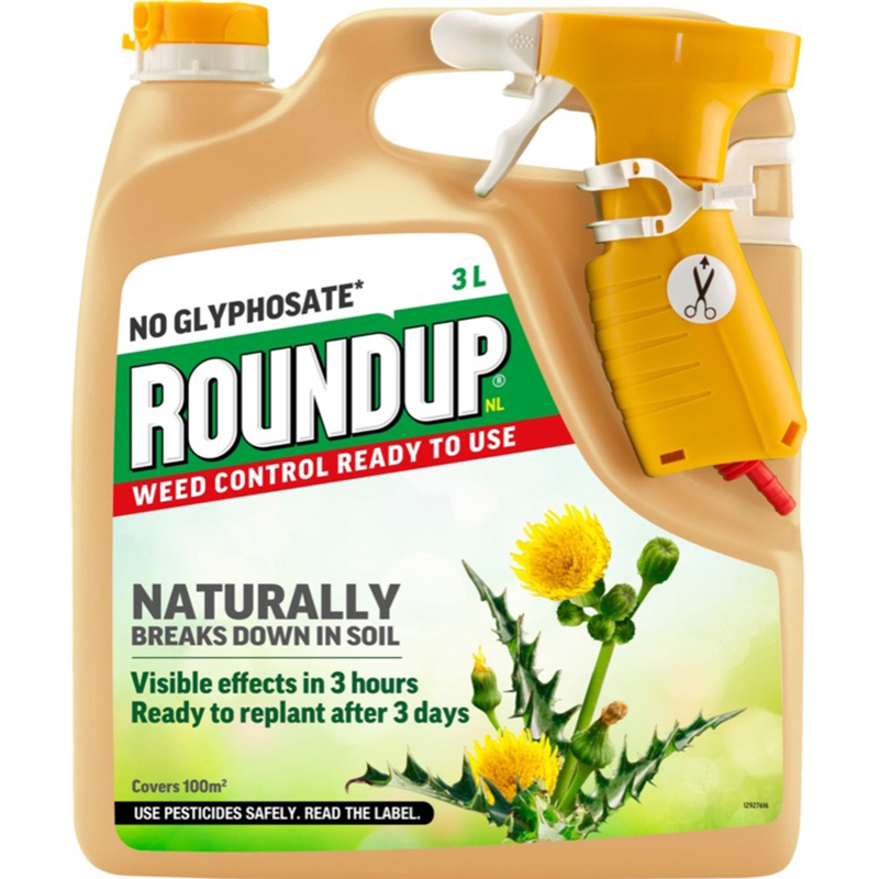 Picture of Roundup Natural Weedkiller RTU