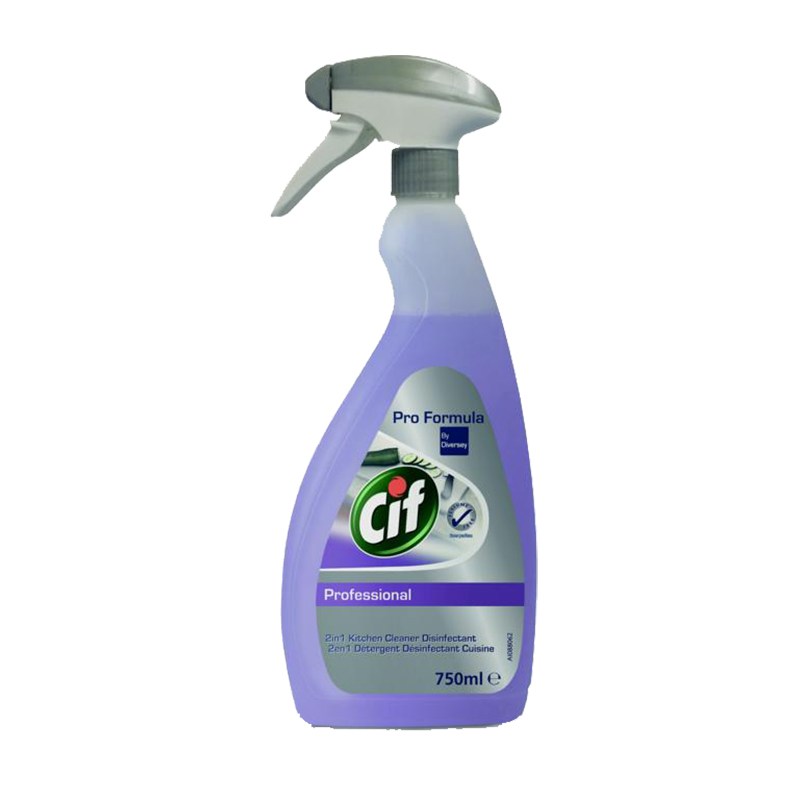 Picture of CIF Professional 2in1 Disinfectant