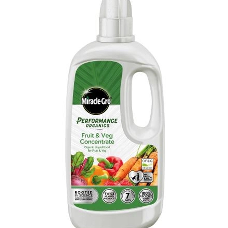 Picture of Miracle-Gro Organic Fruit & Veg Concentrate