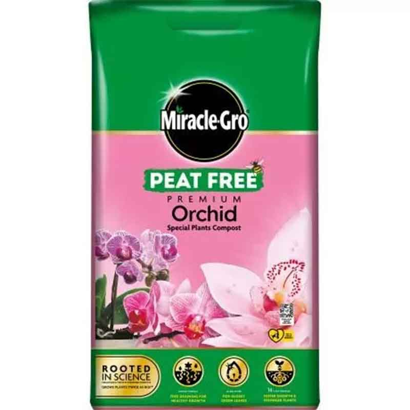 Picture of Miracle-Gro Orchid Compost