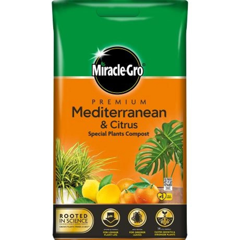 Picture of Miracle-Gro Mediterranean & Citrus Compost