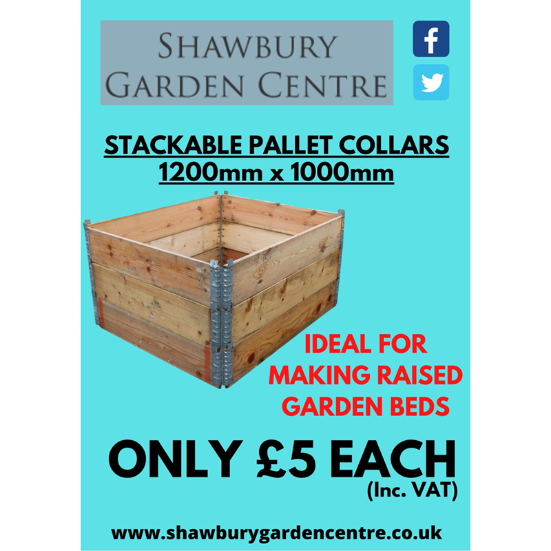 Picture of Stackable Pallet Collar / Veg Bed