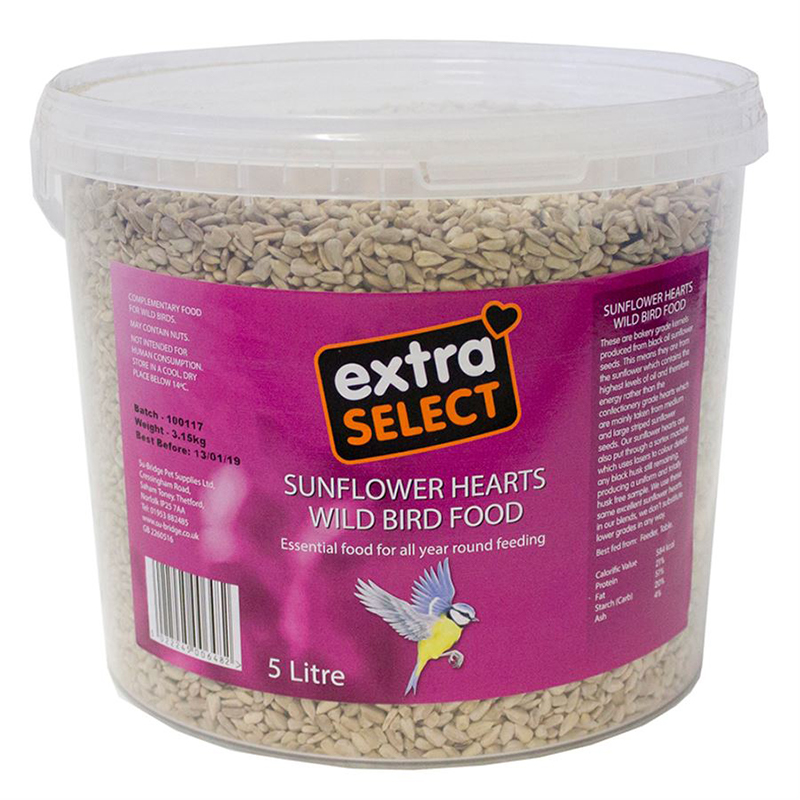 Picture of Extra Select Sunflower Hearts