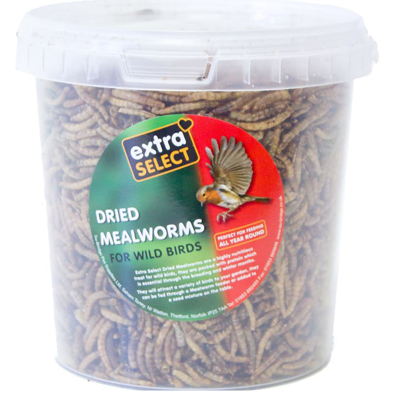 Picture of Extra Select Dried Mealworms