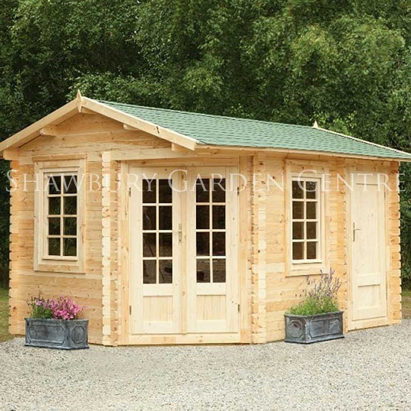 Picture of Forest Garden Ripon - Log Cabin