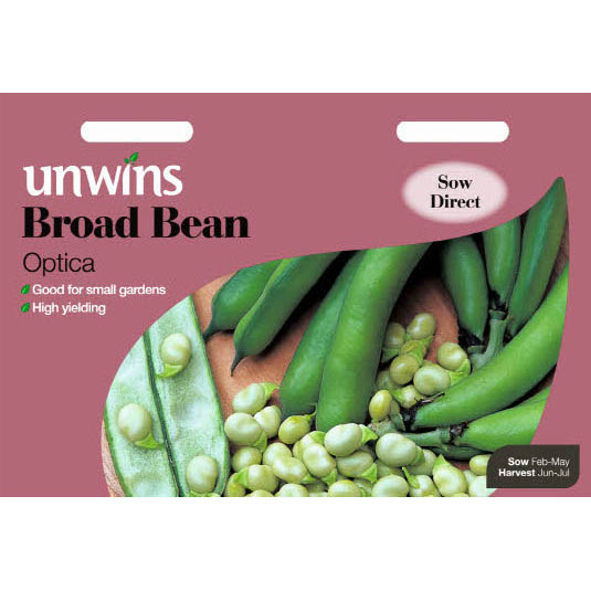 Picture of Unwins 'Optica' Broad Beans