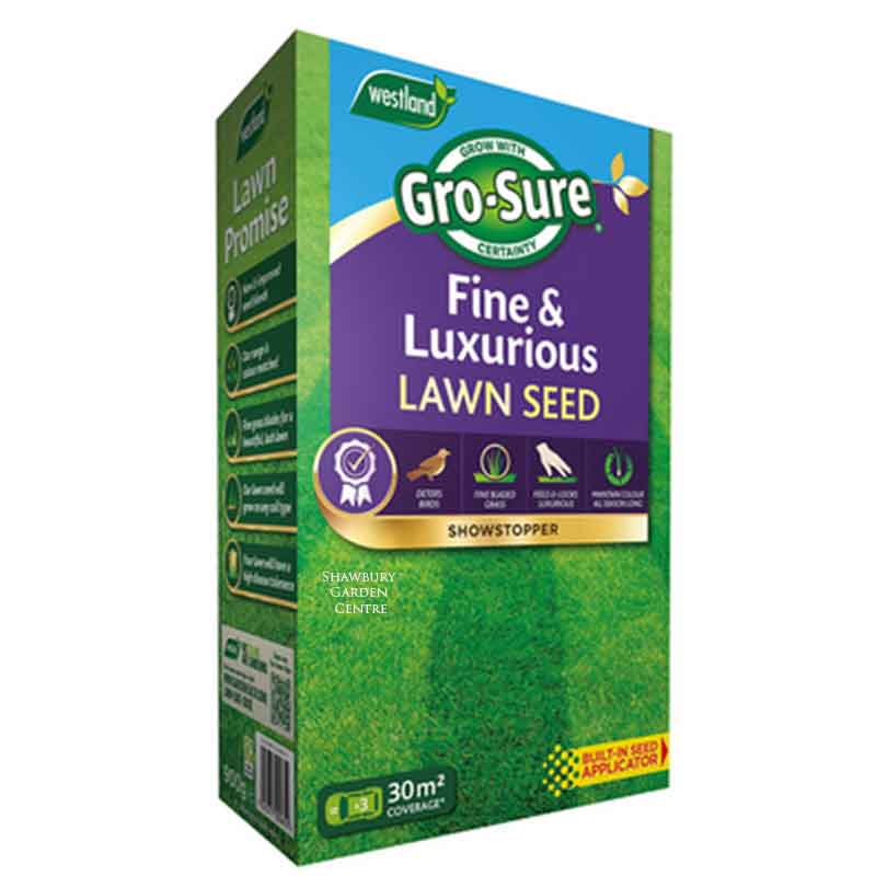 Picture of Westland Gro-Sure Fine & Luxurious Lawn Seed