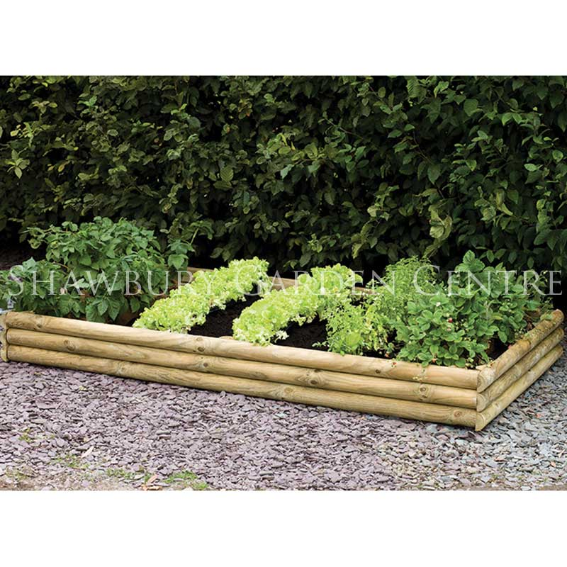 Picture of Forest Garden Veg Bed Builder Pack