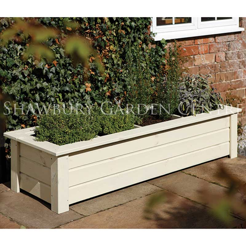 Picture of Forest Garden Bamburgh Herb Planter