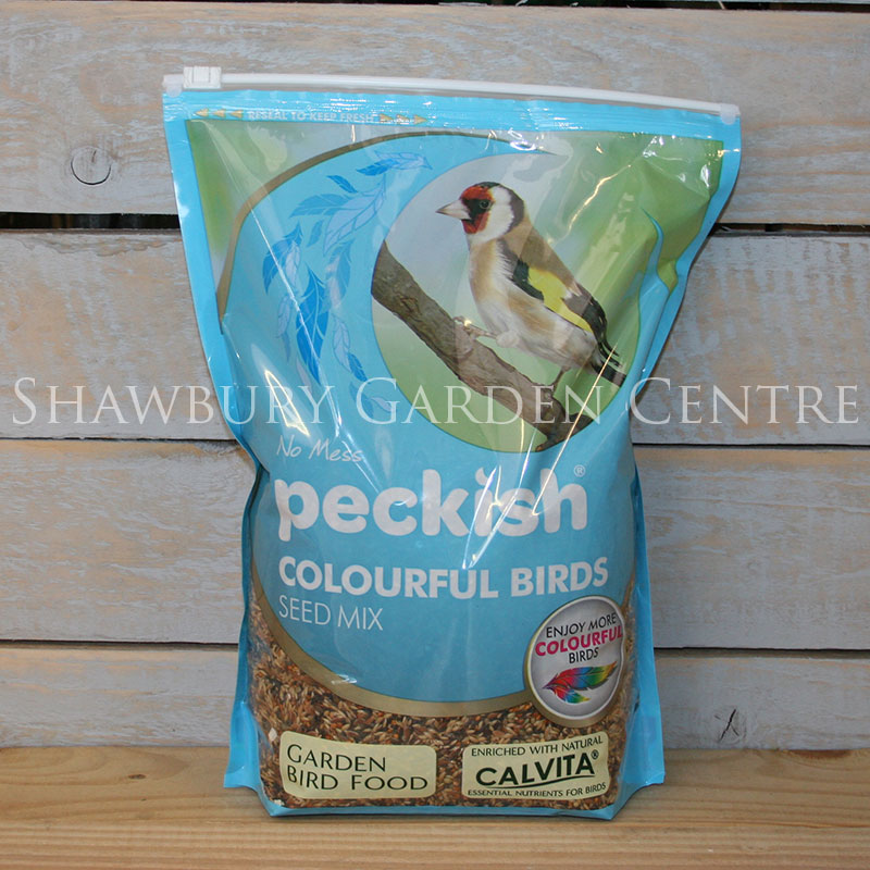 Picture of Peckish Colourful Bird Seed Mix