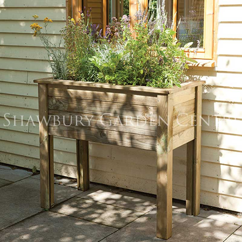 Picture of Forest Garden Bamburgh Planter Table