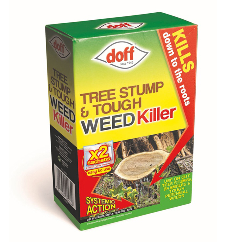 Picture of Doff Tree Stump & Tough Weed Killer