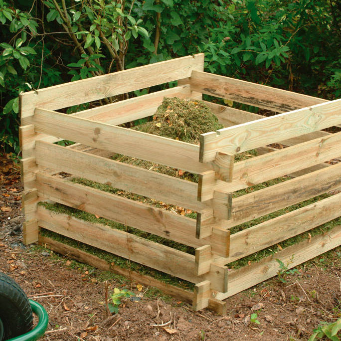 Picture of Forest Garden Composter