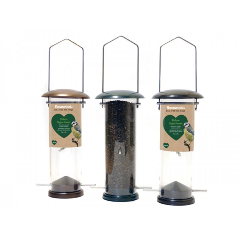 Picture of Rosewood Deluxe Nyjer Feeder