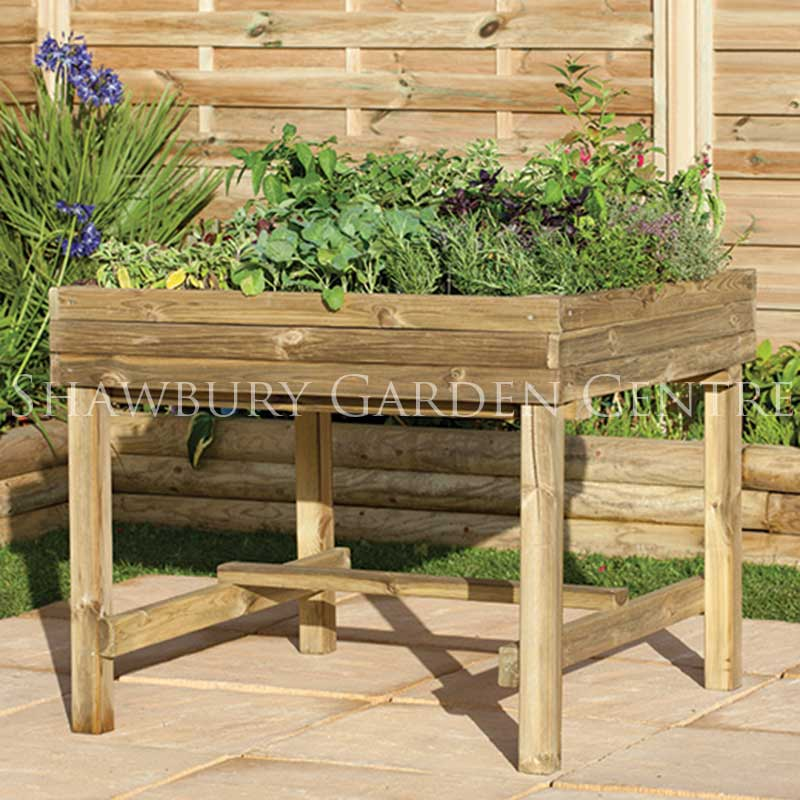Picture of Forest Garden Table Planter - Assembled