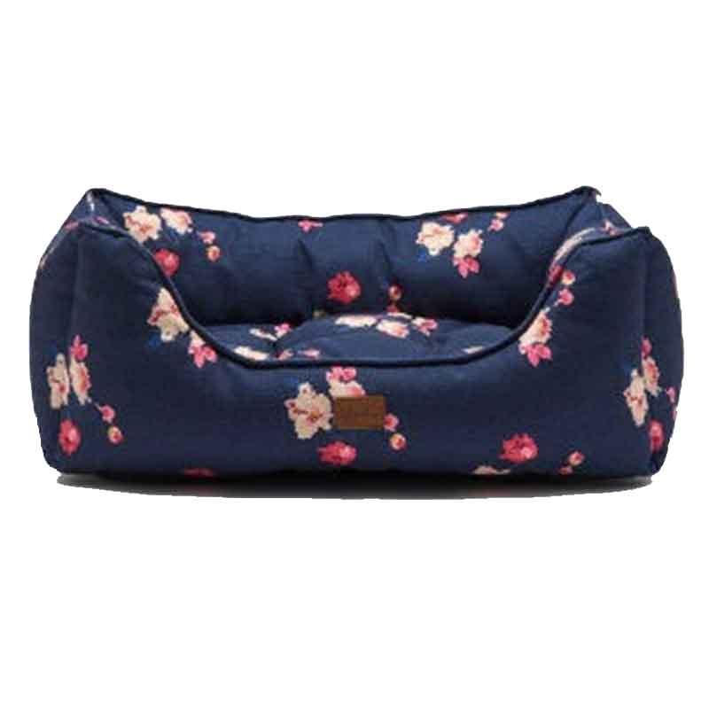 Picture of Joules Floral DOG BED