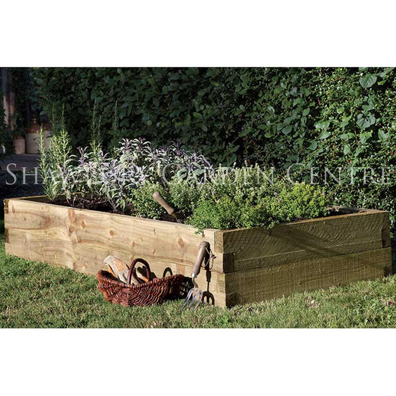 Picture of Forest Garden Caledonian Raised Bed