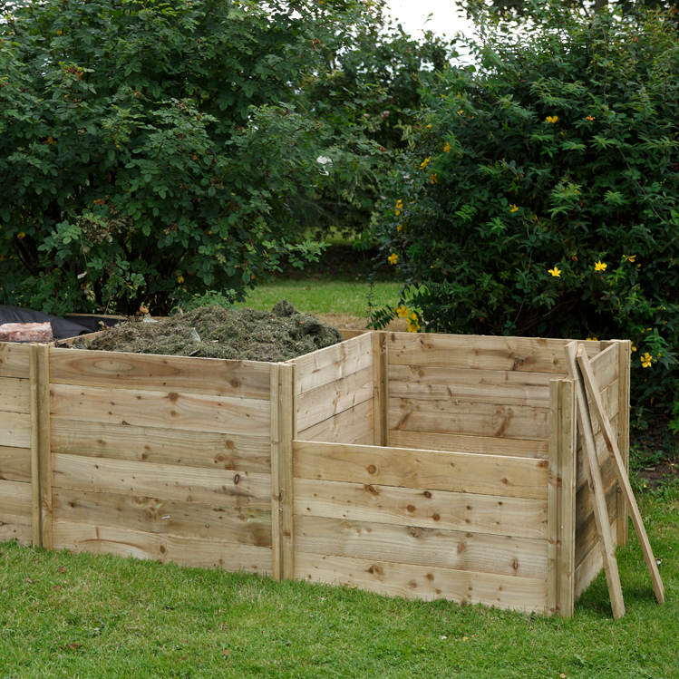 Picture of Forest Garden Slot Down Compost Bin Extension Kit