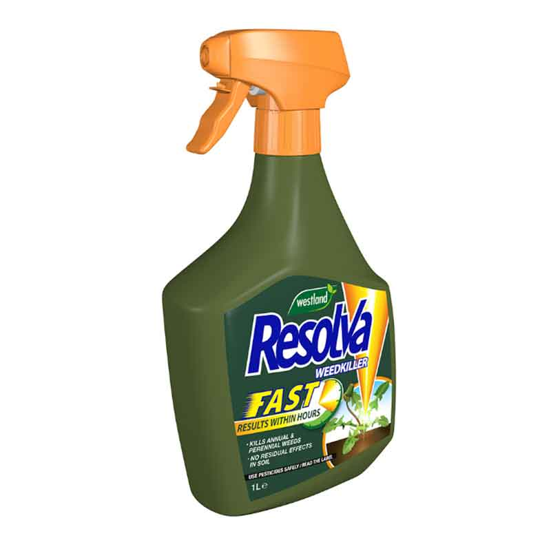 Picture of Resolva WEEDKILLER Fast Results