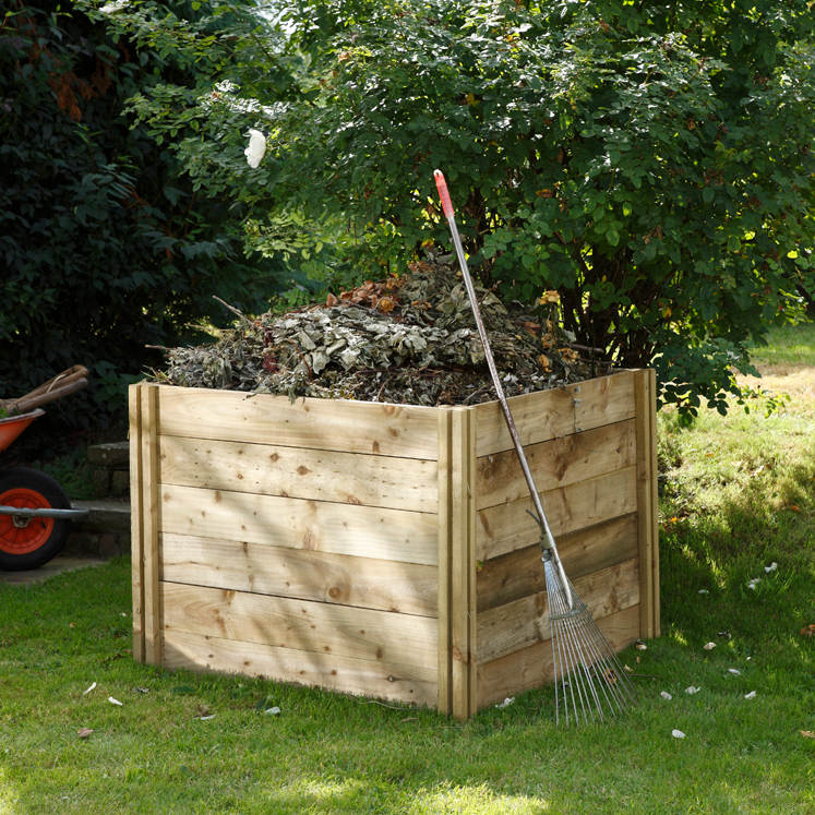 Picture of Forest Garden Slot Down Composter