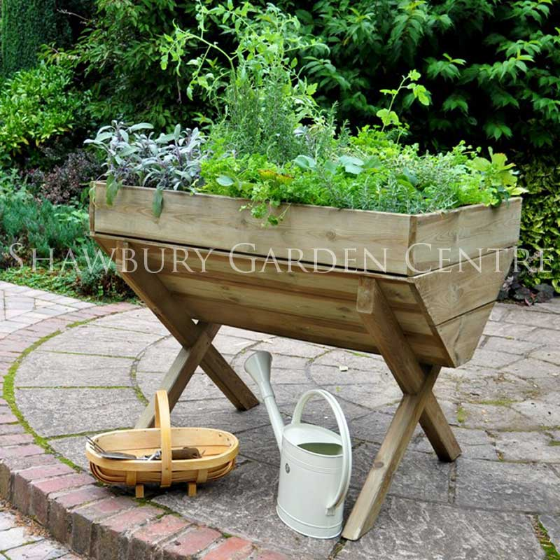 Picture of Forest Garden Kitchen Garden Trough