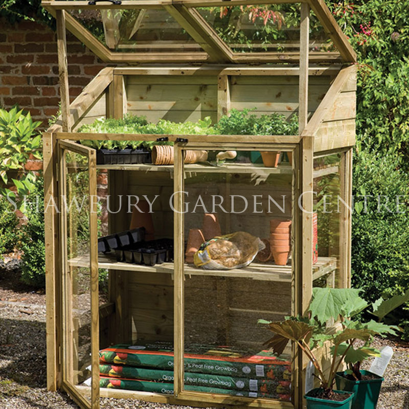 Picture of Forest Garden Mini Greenhouse