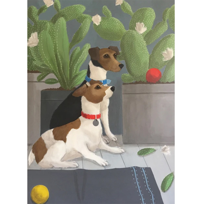 Picture of 'Can We Have Our Ball Back?' by Mary Carlson