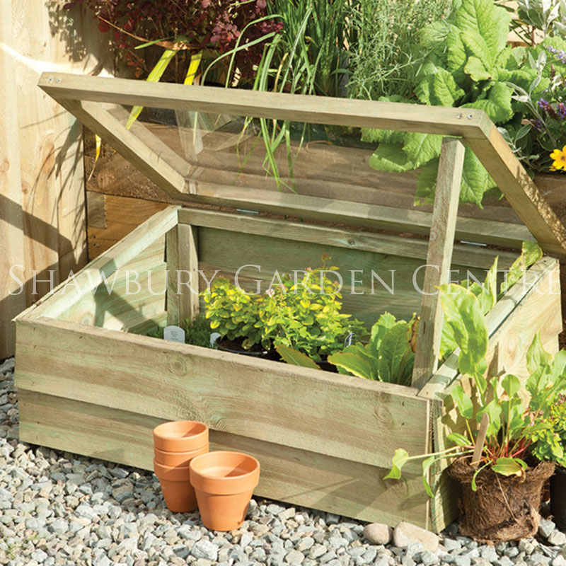 Picture of Forest Garden Overlap Cold frame