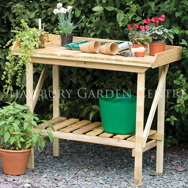 Picture of Forest Garden Potting Bench